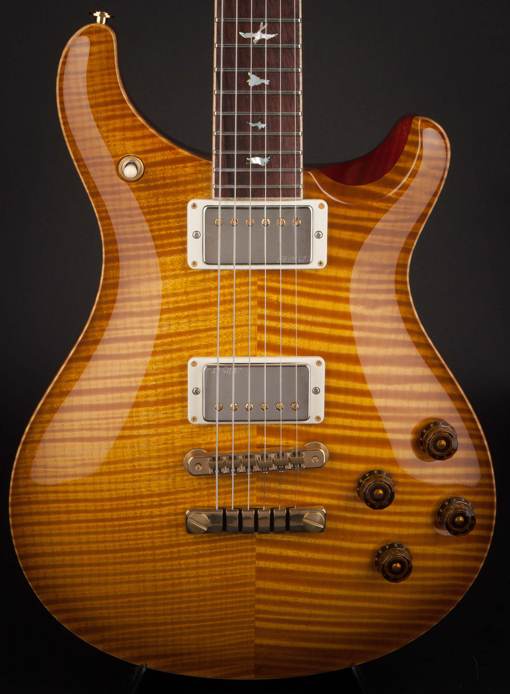 PRS Private Stock McCarty 594 Vintage McCarty Smoked Burst #6282