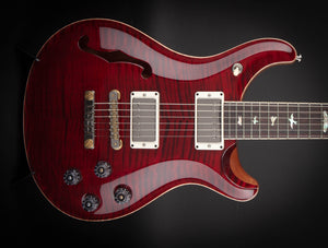 PRS Guitars:McCarty 594 Semi-Hollow Red Tiger #0271181