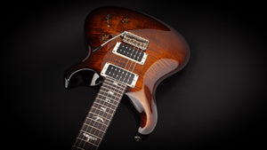 PRS Guitars:Custom 24 Black Gold Burst #256641