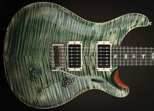 PRS Guitars: Custom 24 Experience Ltd Faded Evergreen Rosewood Neck #227413