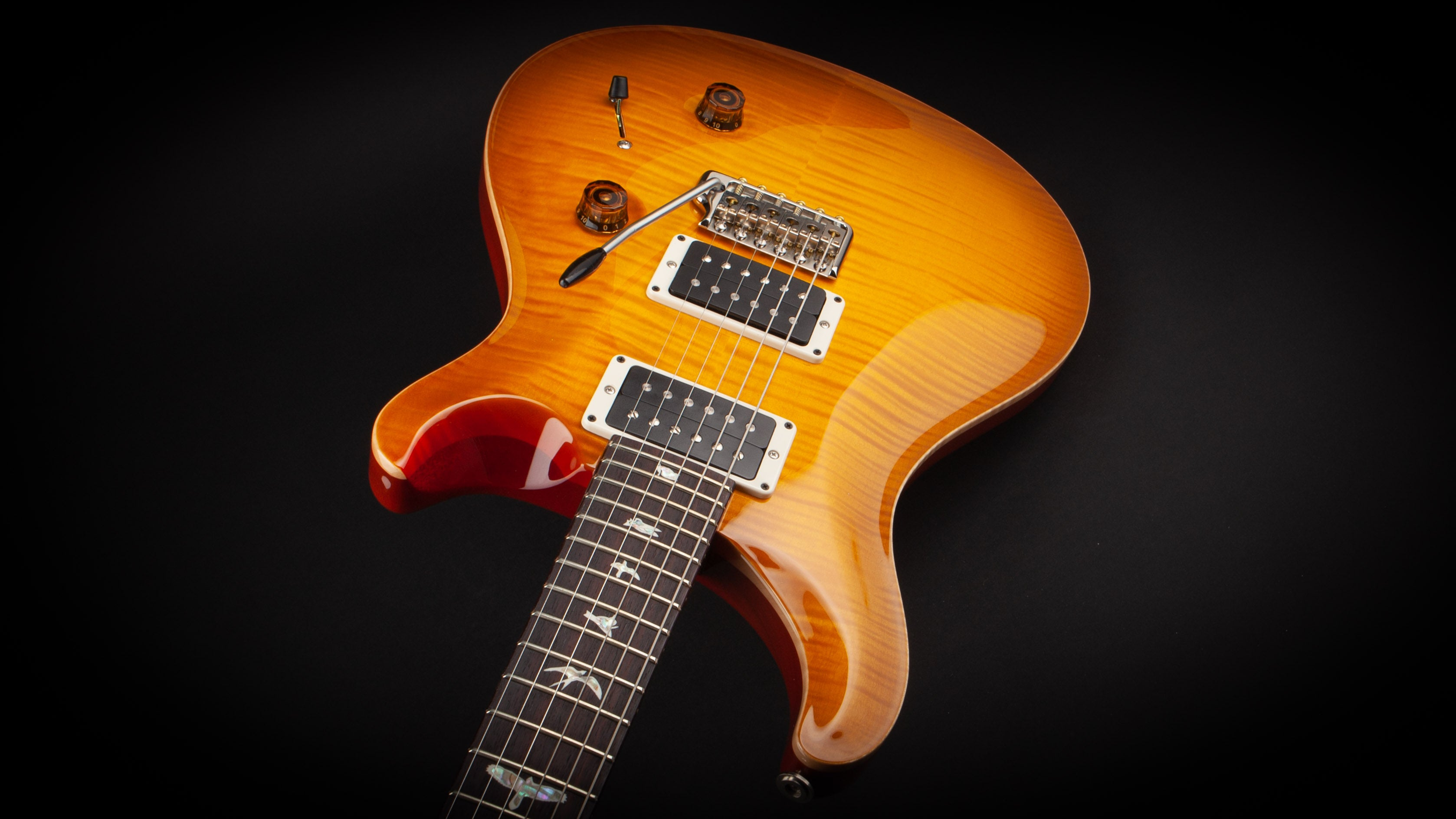 PRS Guitars:Custom 24 McCarty Sunburst #250609