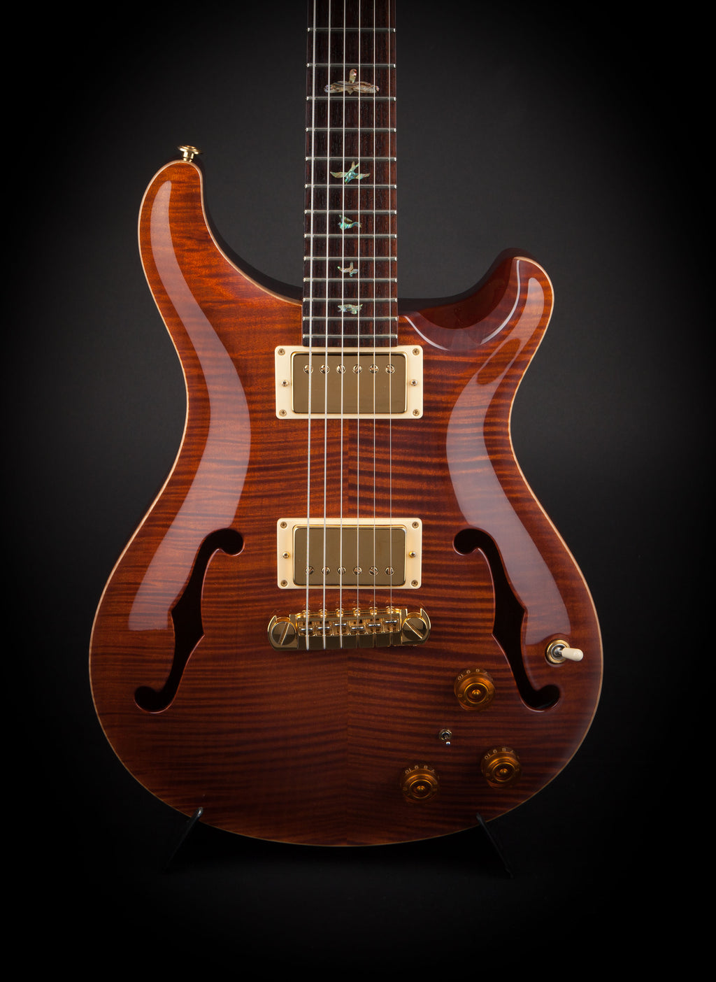 PRS Guitars:Hollowbody I Tortoiseshell #75337