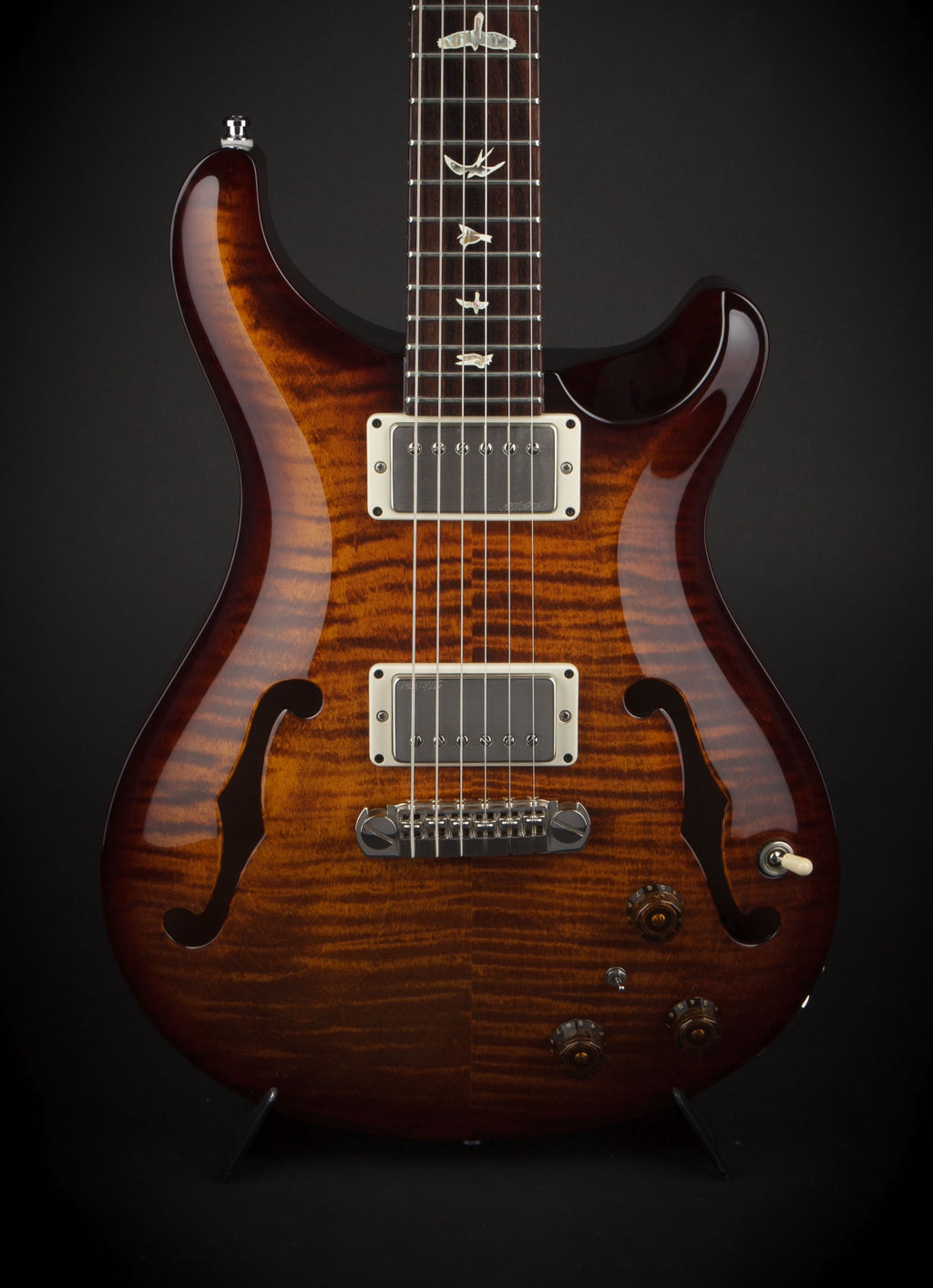 PRS Guitars:Hollowbody II Black Gold #199035