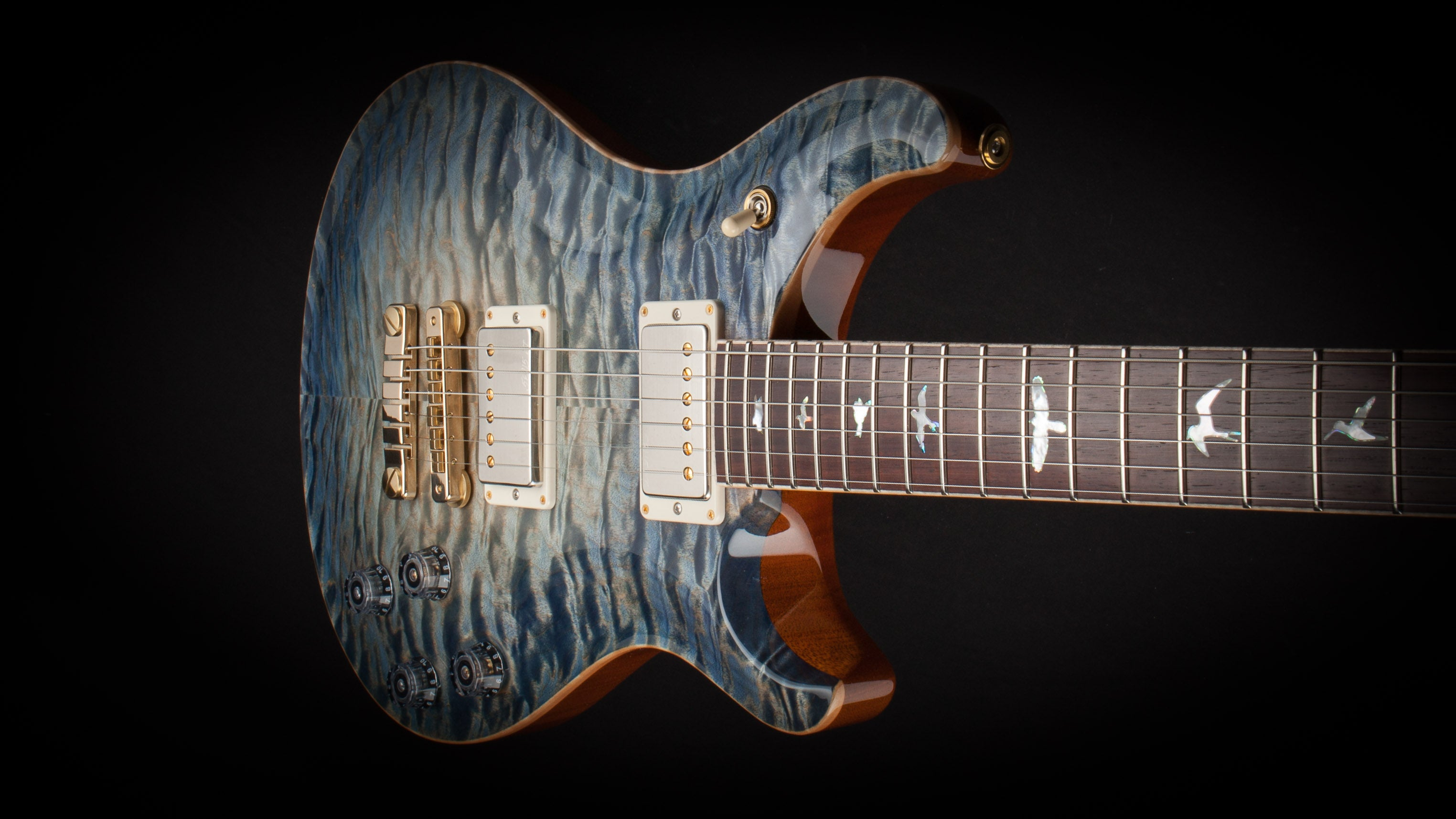 PRS Private Stock McCarty 594 Indigo Glow #6733