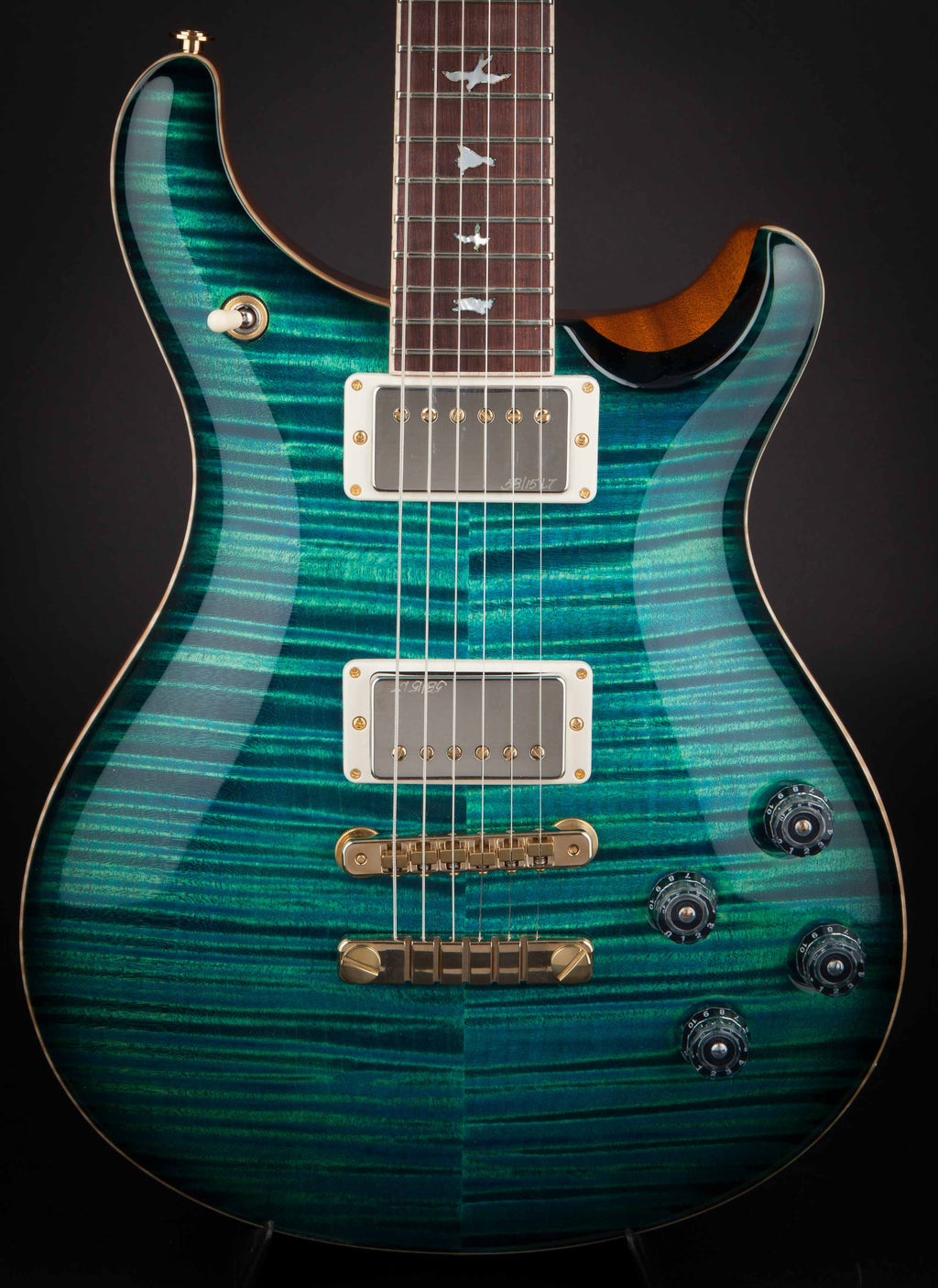 PRS Private Stock McCarty 594 Laguna Smokeburst #6292