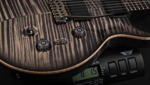 PRS Guitars Private Stock Santana II Charcoal Smoked Burst #5899