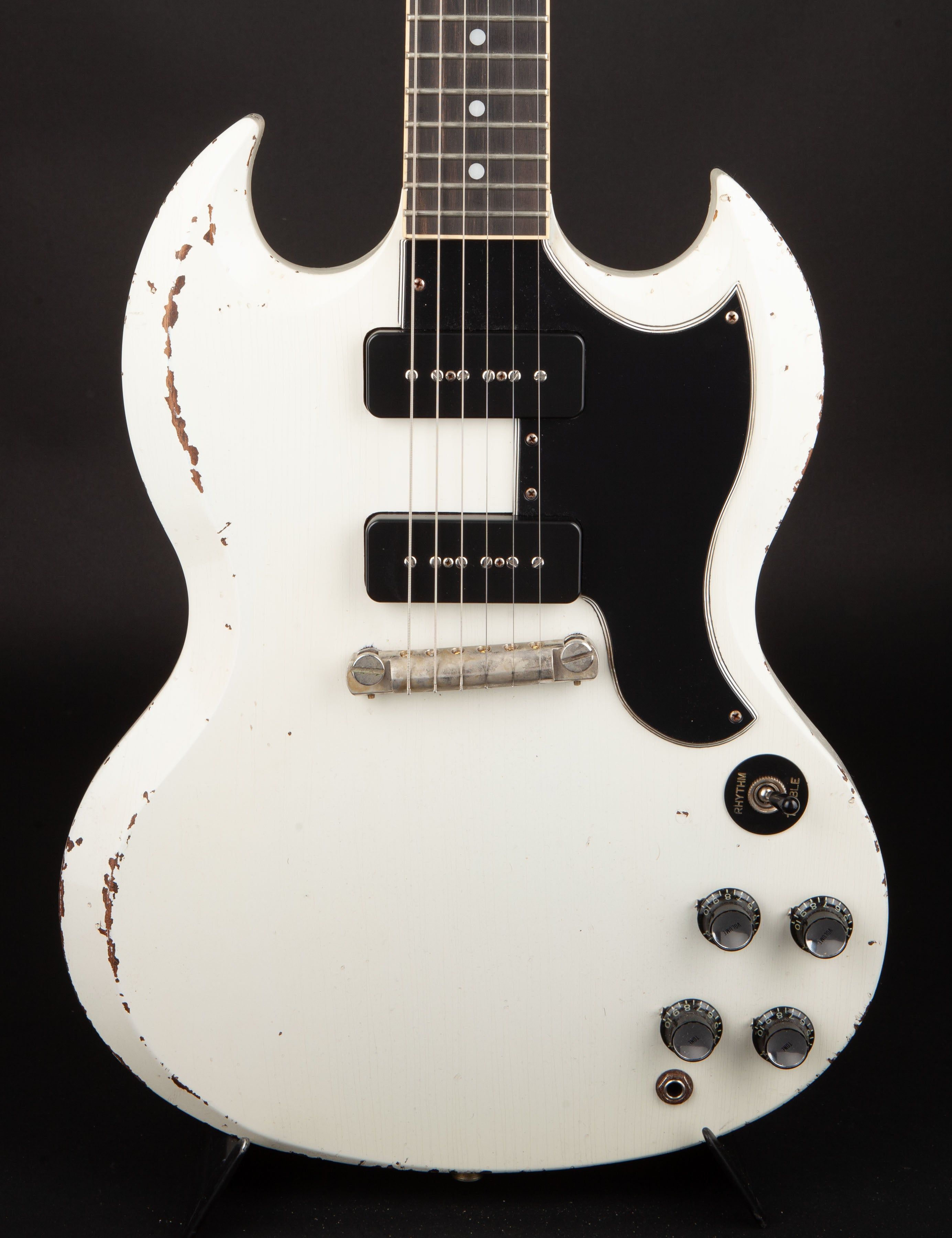 Rock n Roll Relics Townshend White #1383T