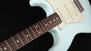 Smitty Guitars: Classic S Sonic Blue