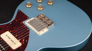 Smitty Guitars: TP Pelham Blue