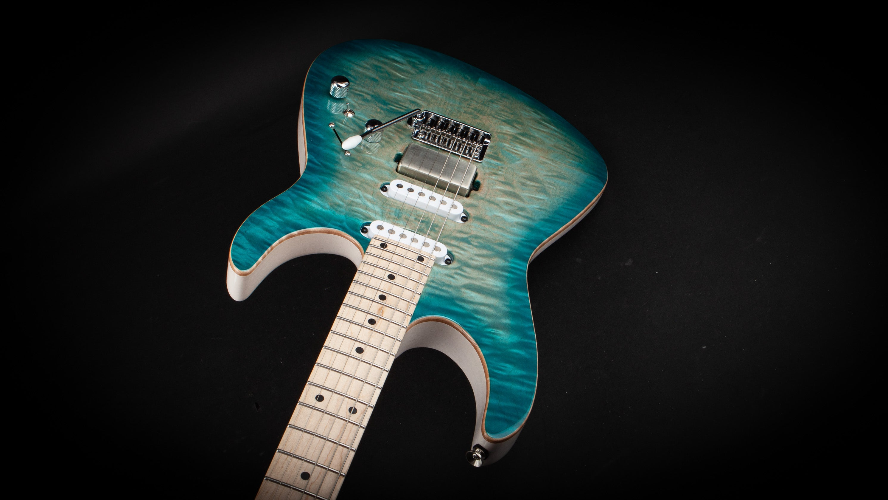 Tom Anderson: Angel Quilt Natural Bora Burst #09-29-19P