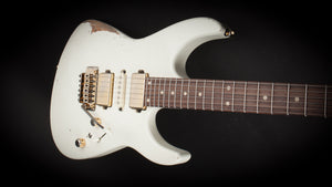 Tom Anderson: Angel Player Distressed Olympic White #01-20-20N