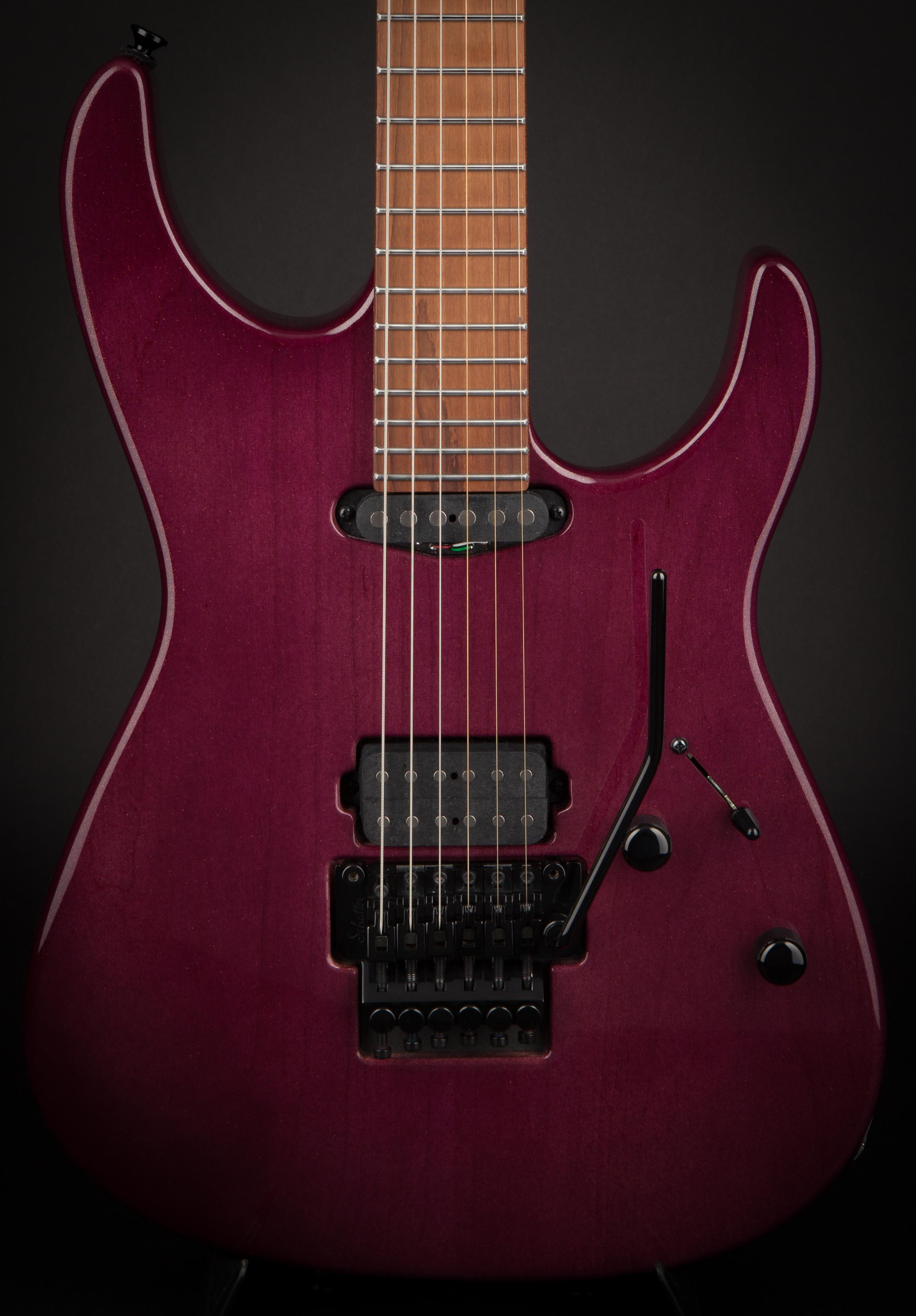 Tom Anderson Angel Player Sheer Transparent Plum #11-11-15P