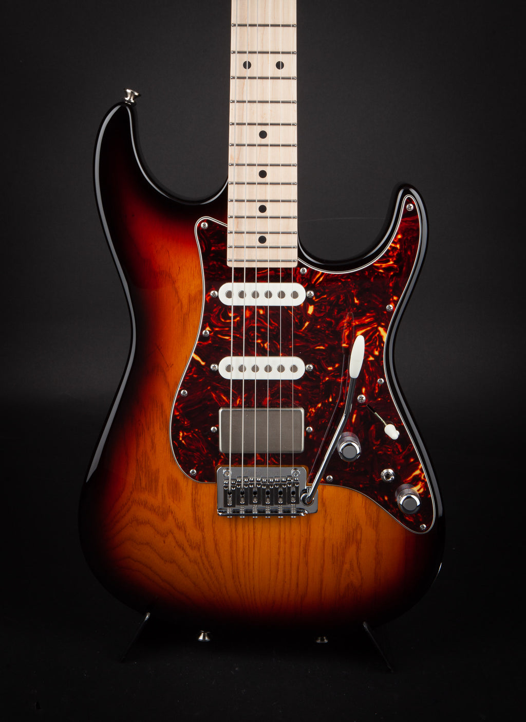 Tom Anderson: Classic 3 Colour Burst #11-08-19N