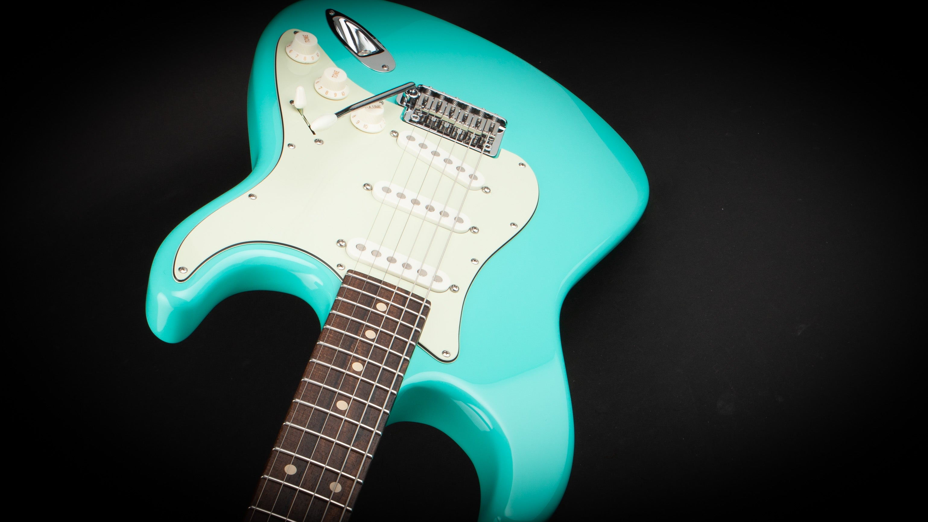Tom Anderson: Icon Seafoam Green #08-18-18a