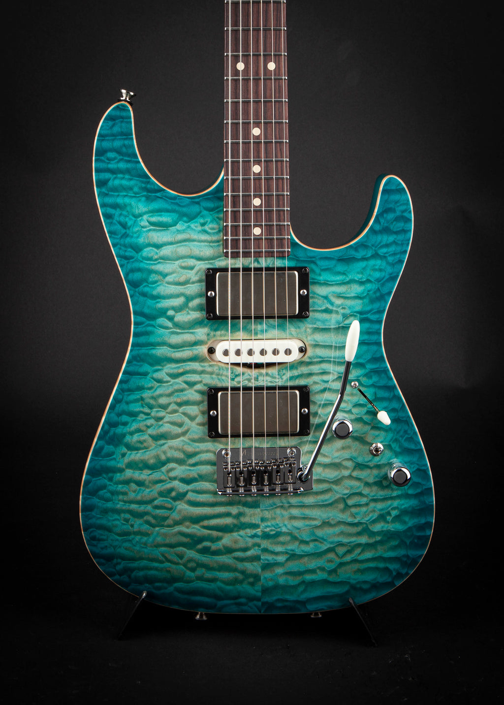 Tom Anderson: Hollow Drop Top Quilt Natural Bora Burst #06-08-20P