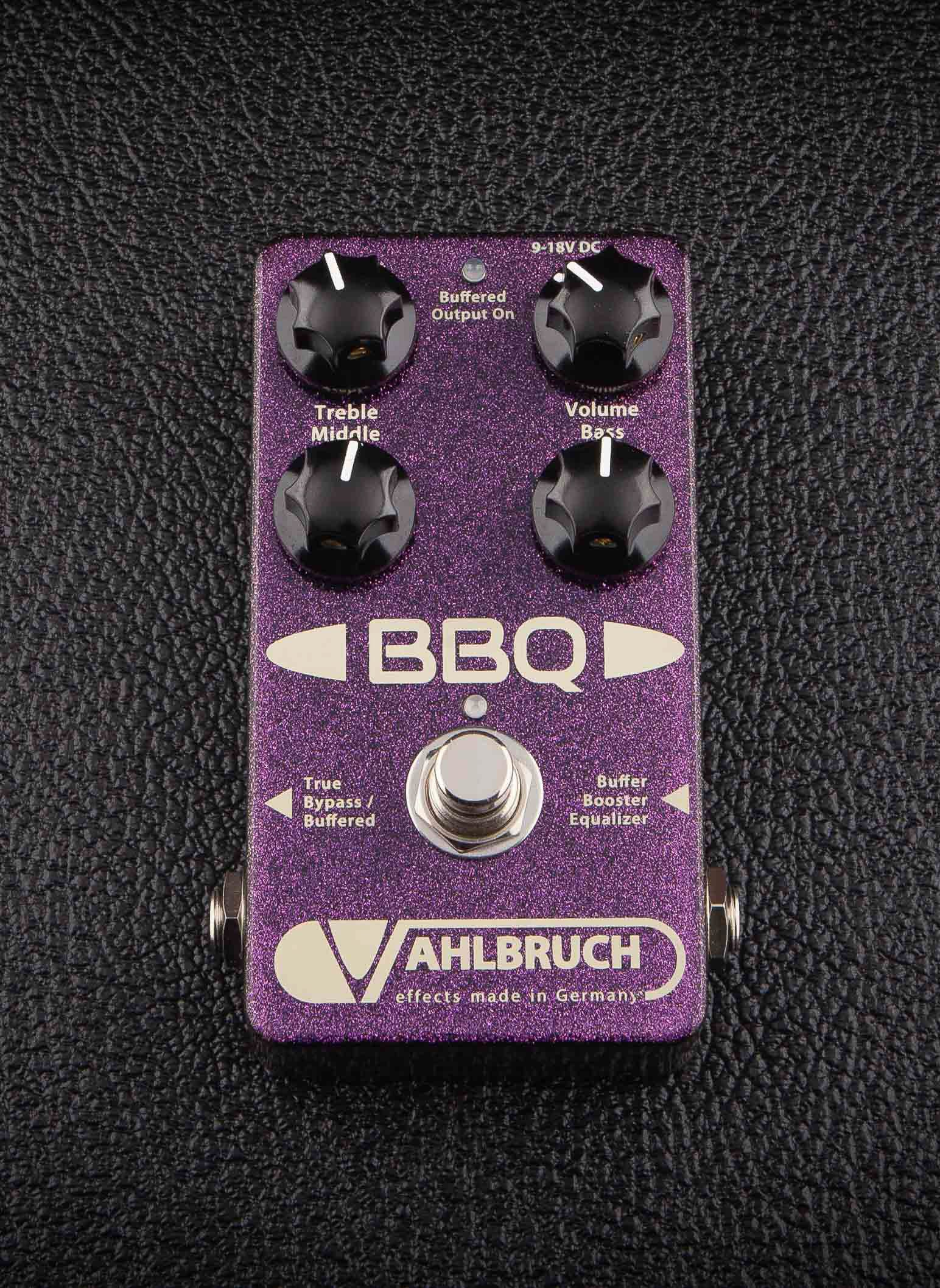 Vahlbruch BBQ - Buffer, Booster, eQualizer