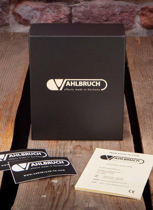 Vahlbruch Quantum Opto Compressor/Sustainer & Buffer Pedal