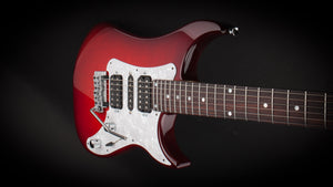 Vigier Guitars: Excalibur Supra Clear Red - Ex Demo #160135