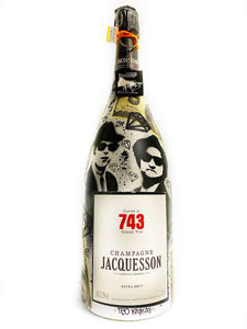 JACQUESSON 743 MAGNUM - BLUES BROTHERS EDITION