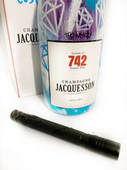 JACQUESSON 742 - FLUMUS PHANTOM BLUE (UV light included)