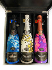 Ferrari Collection of 3 Bottles