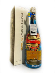 Selosse Rose' Superman Edition with 24K gold coated