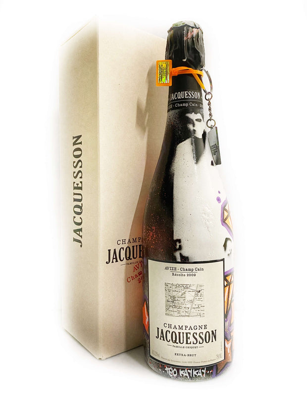 Jacquesson Avize Champ Cain 2009 Scarface