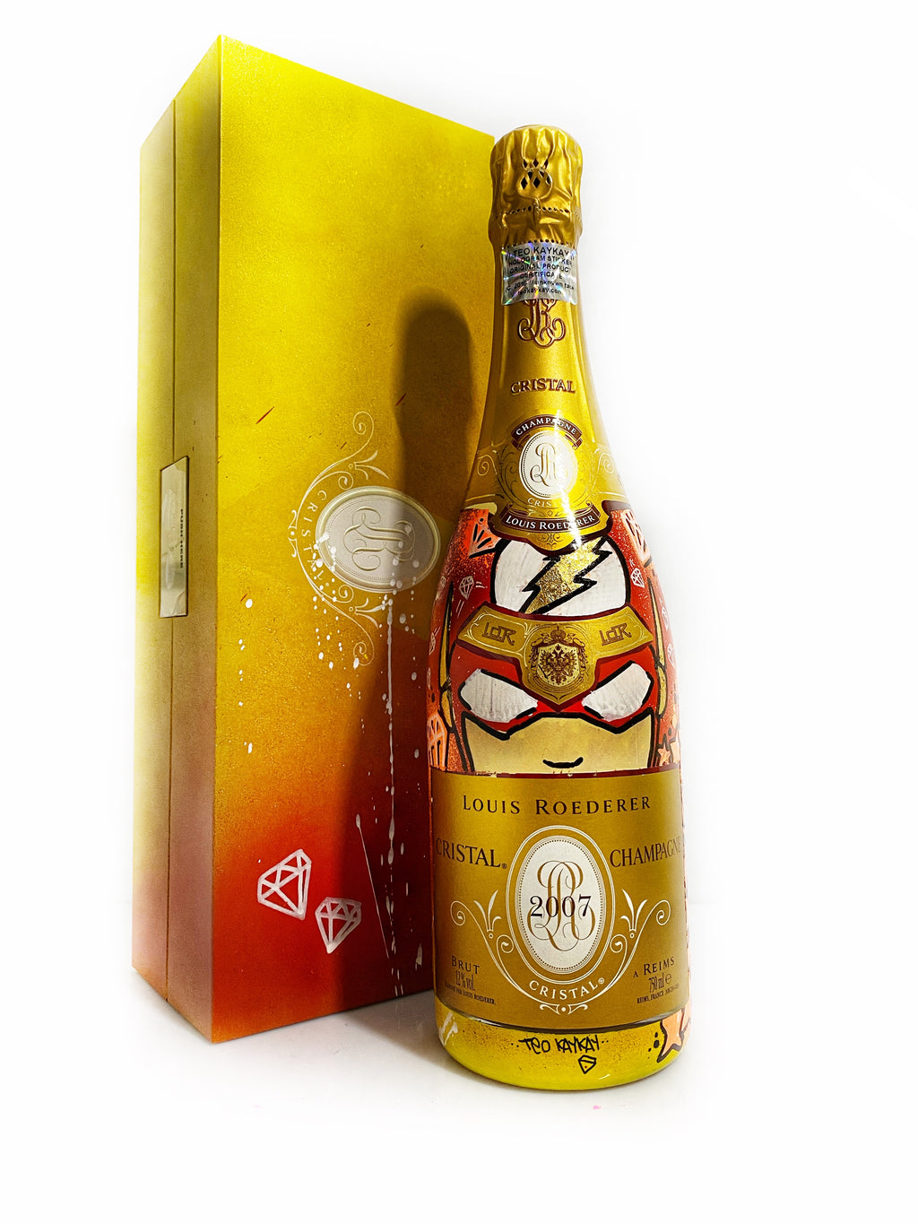 Louis Roederer Cristal Special Edition