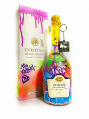 Champagne Graffiti Custom