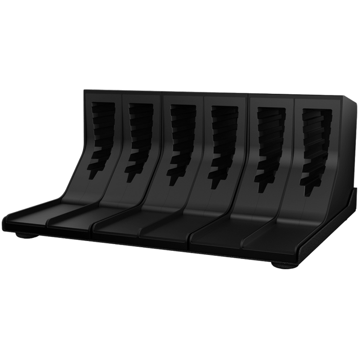 6 Small Arms Display Rack