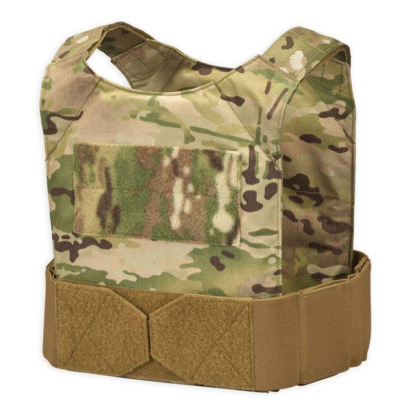 Low-Visibility Plate Carrier (LVPC)