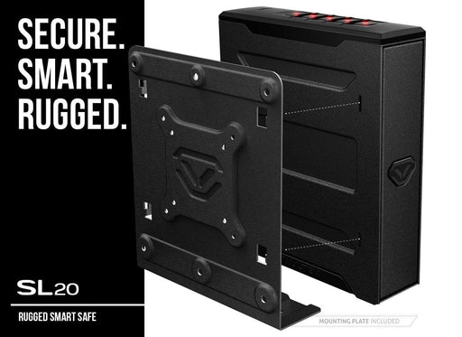 Vaultek SE20 Series Rugged Safe (Essential Series) - www.marineonetactical.com