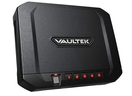 Vaultek VT10i Series (Biometric) Sub-Compact Smart Travel Safe - www.marineonetactical.com