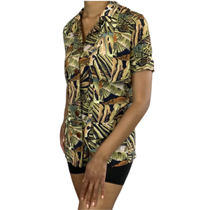 Concrete Jungle Vintage Shirt (Size 6)