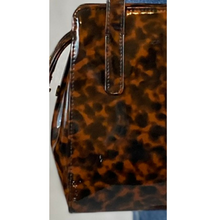 Load image into Gallery viewer, Vintage Leopard Handbag