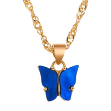 Load image into Gallery viewer, Fly Girl Necklaces
