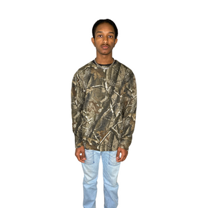 Duck Dynasty Camo Shirt
