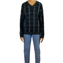 Load image into Gallery viewer, Square Sweater  Size: XL