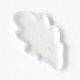 [KHJ Studio] Oak Leaf Plate Medium 4P