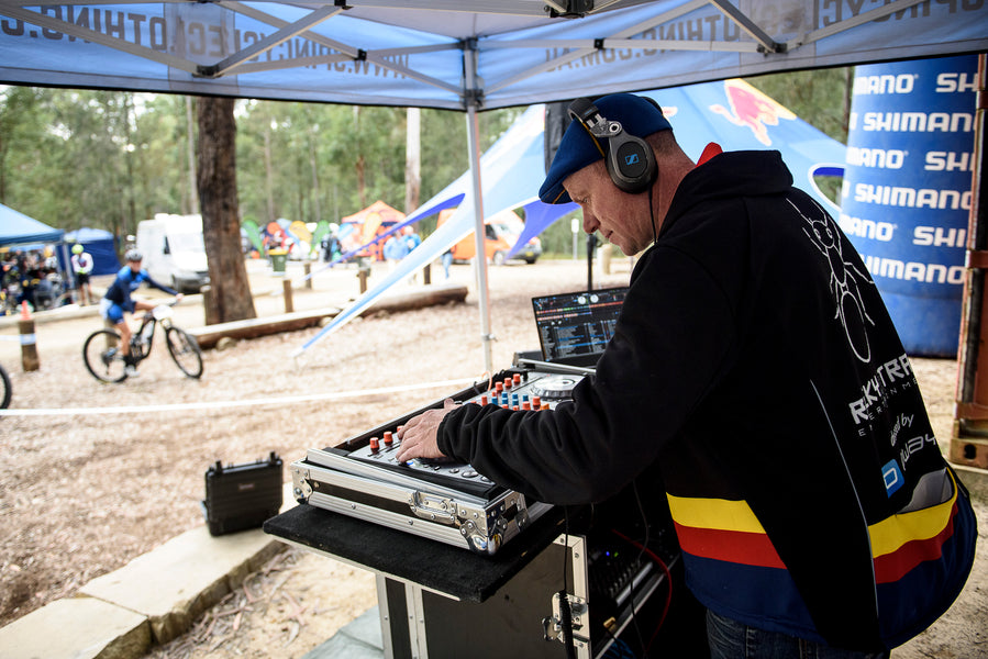 Powering the sounds of Aussie trail rides