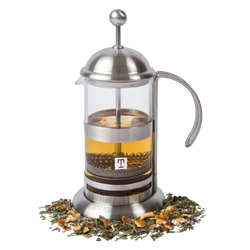 French Press for Loose Leaf Tea