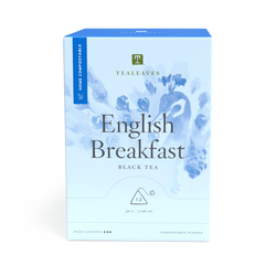 Compostable English Breakfast Black Teabags