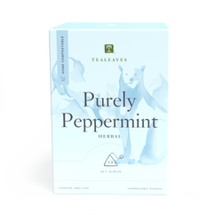 Purely Peppermint Classic Teabags