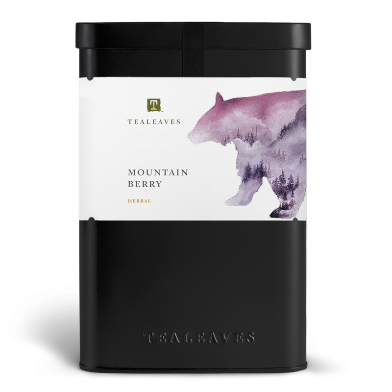 Mountain Berry Herbal Tea
