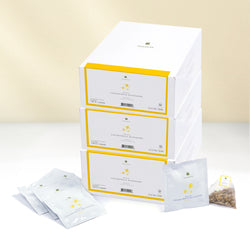 3 Month Subscription - Organic Chamomile Blossoms