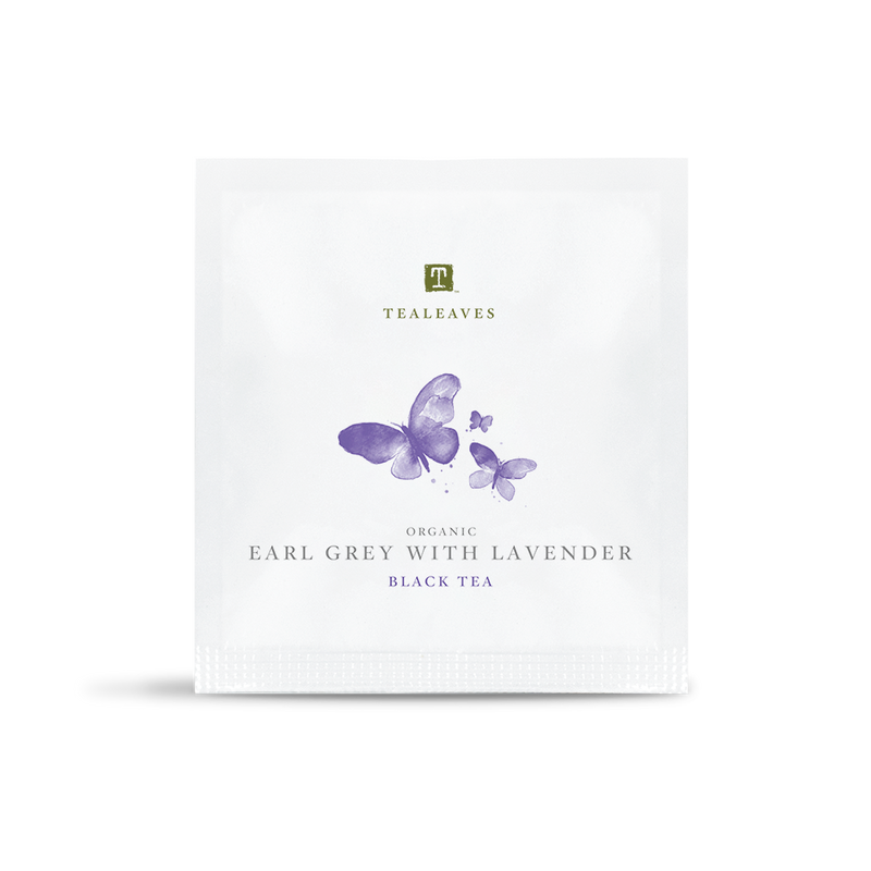 Organic Earl Grey with Lavender
