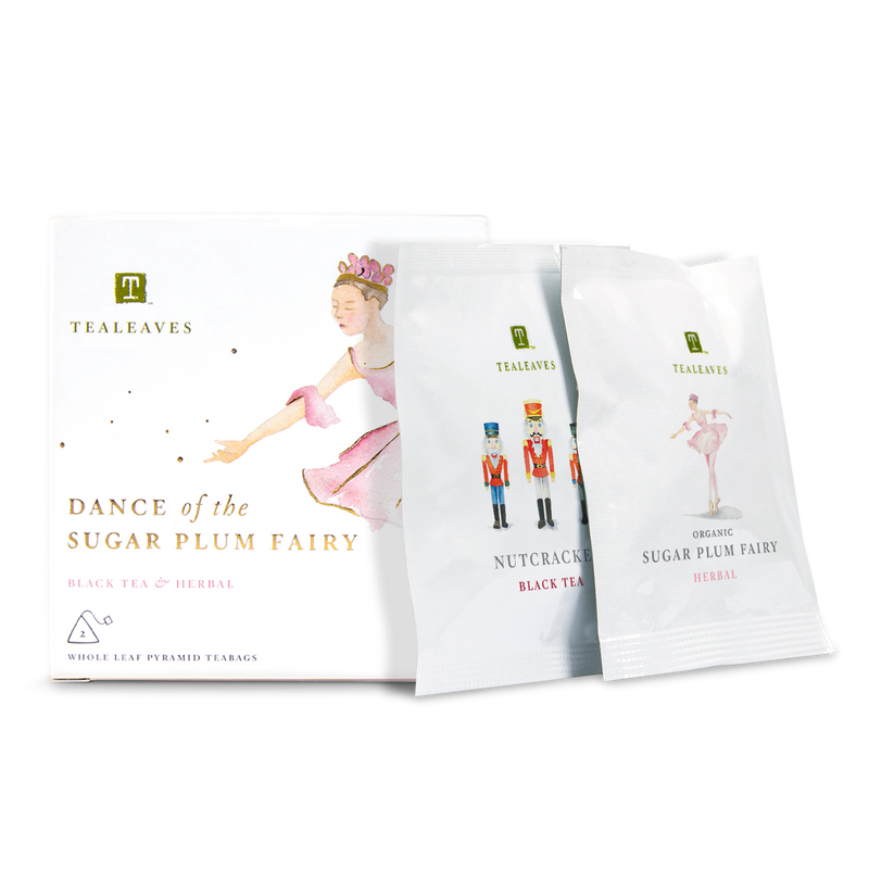 Dance of the Sugar Plum Fairy Gift Assorted Tea Kit