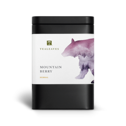 Mountain Berry Herbal Hibiscus Tea