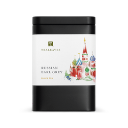 Russian Earl Grey Loose Leaf Tea