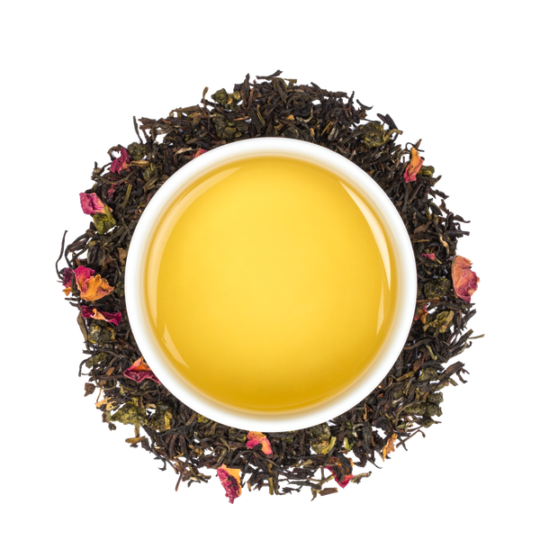loose leaf darjeeling tea